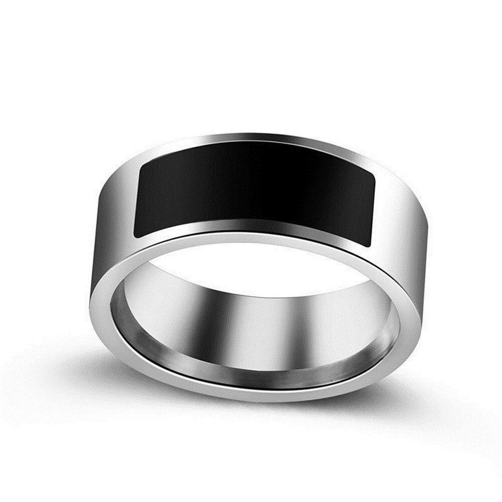 HIPERDEAL New Smart Home Automation Modules NFC Multifunctional Waterproof  Intelligent Ring Smart Wear Finger Digital Ring #J