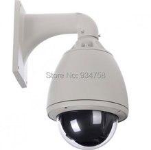 1/4 CCTV 650TVL 27X Optical Zoom outdoor PTZ AUTO-IRIS Camera