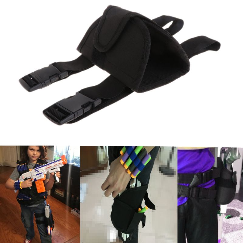 New Tactical Waist Bag For Nerf Guns N-strike Elite Series Blaster Water Gun Adult Kids Toy