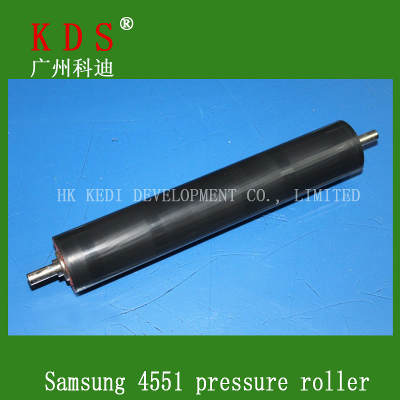 Office Replacement Parts Laser Printer Spare Parts for Samsung 4050 4550 4551 Lower Fuser Roller / X3600 3635 Pressure Roller