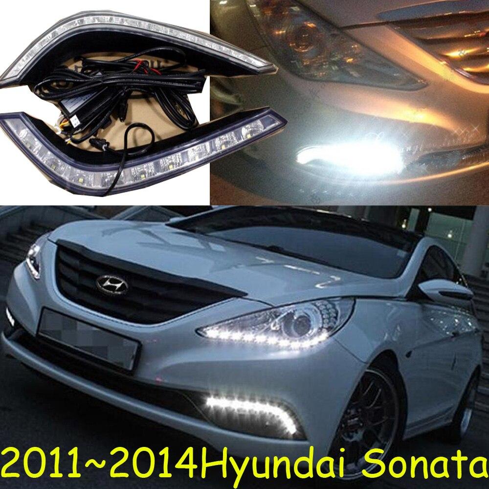 FRONT BUMPER HYUNDAI SONATA 2006-2009WARDS TO BE PAINTED W//FOG LIGHT HOLES