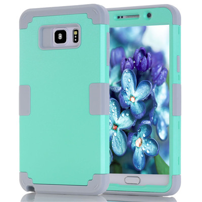 Shockproof Phone Case For Samsung Galaxy Note5 Case Durable PC+TPU 3 Layers Hybrid Full Body Protect Anti-Knock Phone Shell (12)
