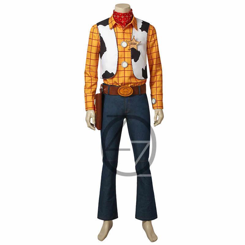 1584548b0bec ... Toy Story The Yodeling Cowgirl traje de Cosplay disfraz de Carnaval de Halloween  para adultos conjuntos ...