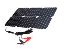 18w flexible solar panel panels solar cells cell module DC for car yacht led light RV 12v battery boat outdoor charger цена и фото