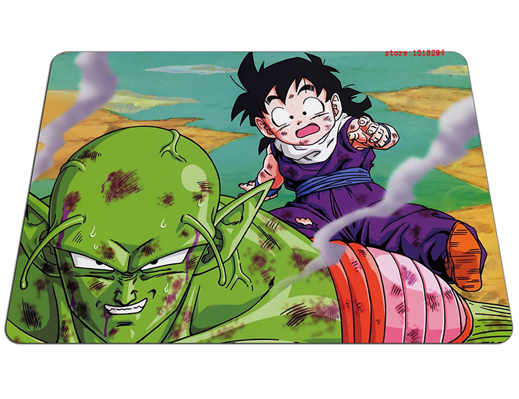 Dragon Ball mouse pad Picollo Gohan mousepad laptop Dragon Ball Z mouse pad gear notbook ...