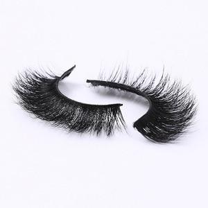 Image 3 - New band DOCOCER Mink Lashes 3D Mink False Eyelashes Long Lasting Lashes Natural & Lightweight Mink Eyelashes 1 pair Packaging