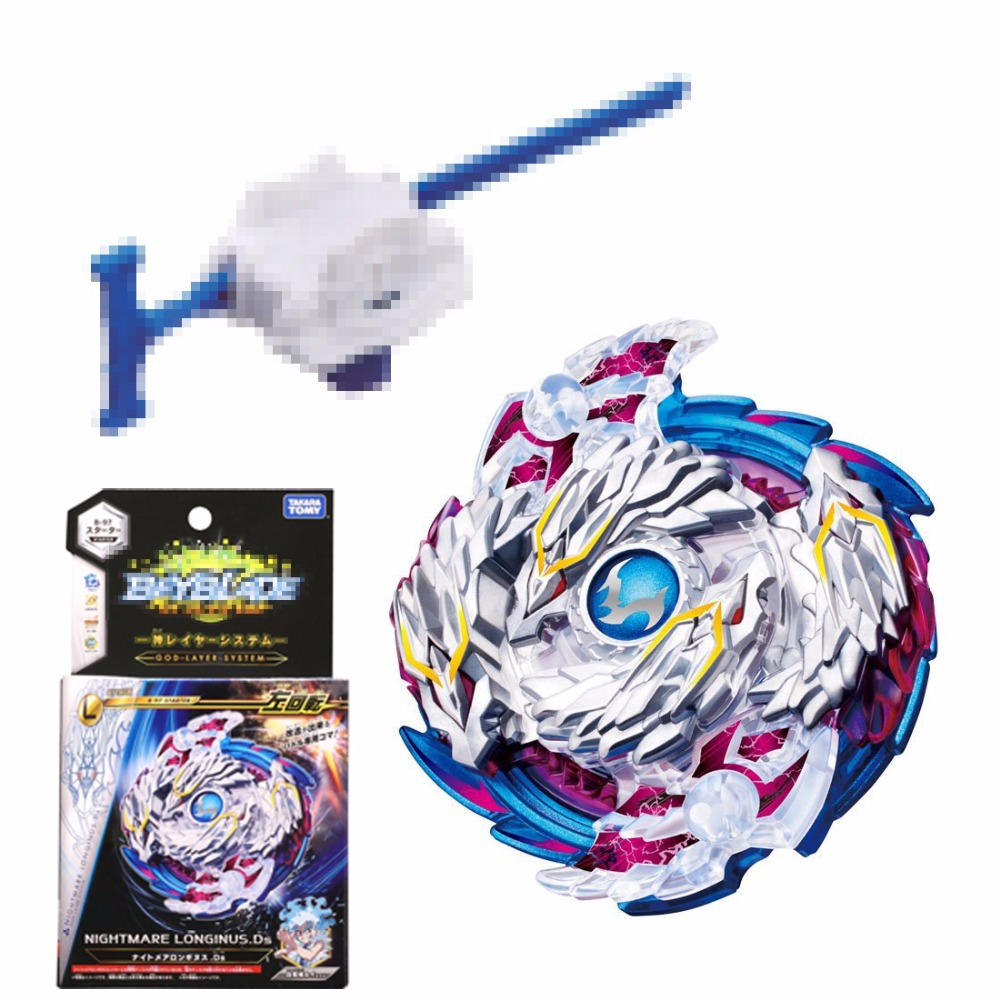 Beyblade for Burst sale Metal Fusion 4D Launcher With Original Package font b Spinning b font