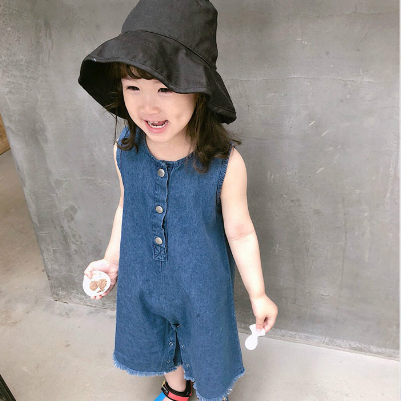 2018 New Summer Baby Jeans Clothes Kids Denim Trousers Girls Brand Overalls Pants Children Rompers Girl Pants,#27222018 New Summer Baby Jeans Clothes Kids Denim Trousers Girls Brand Overalls Pants Children Rompers Girl Pants,#2722