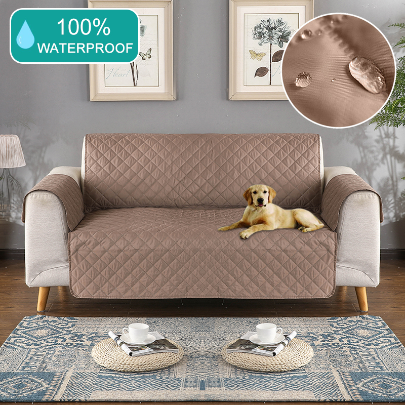 Waterproof Oilproof Sofa Cover Washable Removable Towel