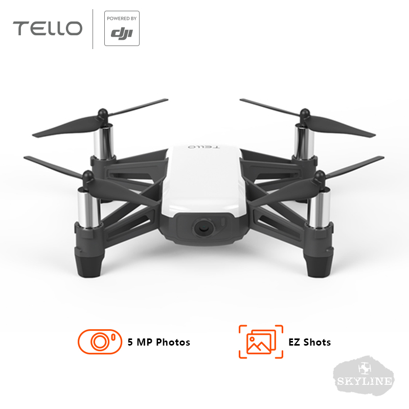 DJI Tello Mini Drone 720P HD Camera - APP Remote Control Folding Toy 1
