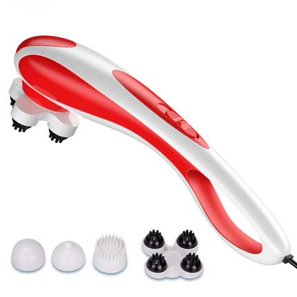 Multifunction Automatic Electronic Full Body Massager Head Waist Neck Shoulder Massage Stress Release Relax Vibration Slimming electric beauty body slimming and lipoid fat massaging massager is powerful vibratory body and slimming machine