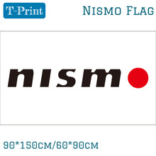 Free shipping 90x150cm 60*90cm 3x5ft Auto Sports Flag Nismo Flag Events Party Banner Decoration free shipping gulf cooperation council flag 90x150cm 60 90cm polyester 3x5ft banner
