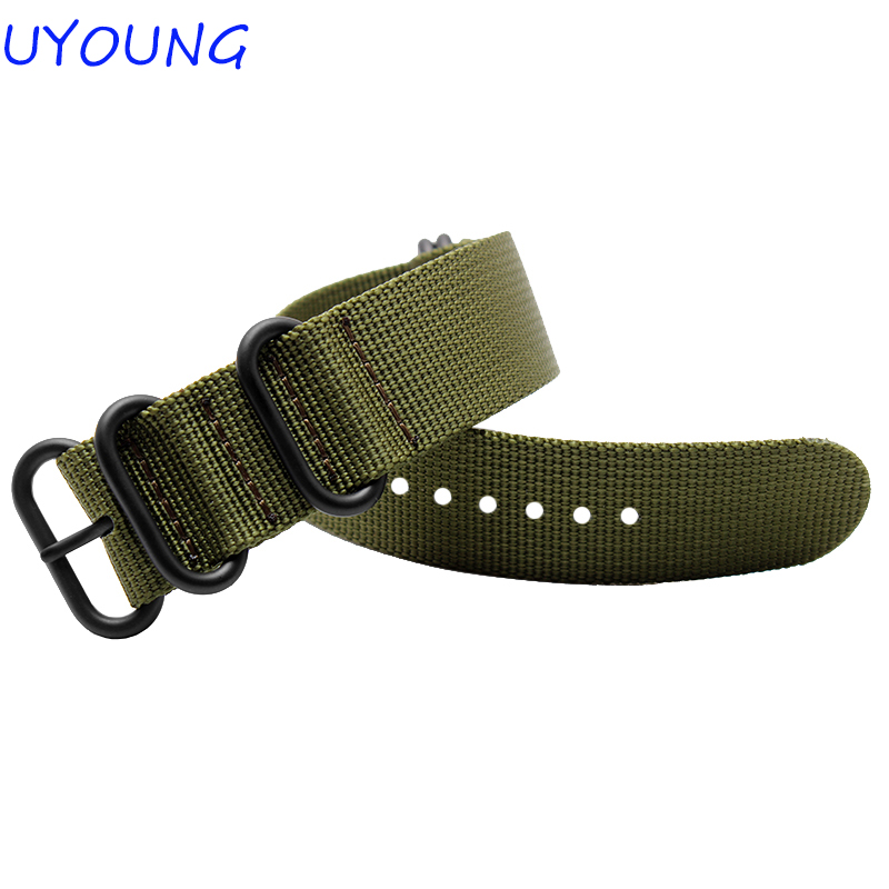 Hohe Qualität Für Suunto ätherisches Nylon Herrenuhrenarmbänder - Uhrenzubehör - Foto 5