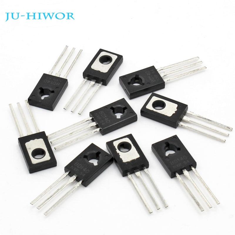 10pcs C1815 Through Hole 3 Pin Transistor