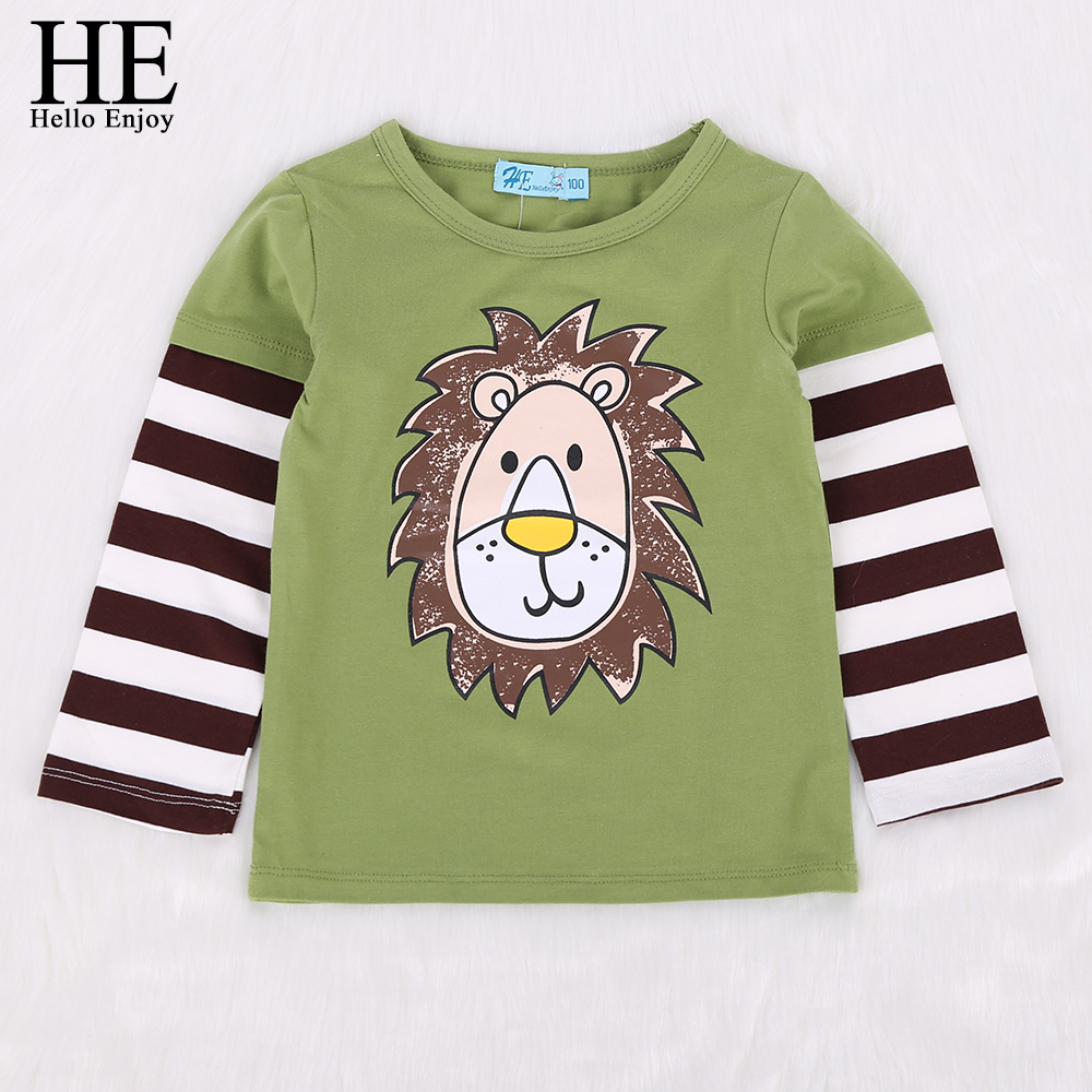 kids clothes boys t shirts for children boys long sleeve tshirt 2018 Casual Cotton Cartoon t-shirt kids tops shirts toddler girl