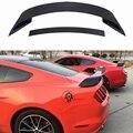 Для Ford Mustang ABS Материал спойлер заднего багажника  крыла GT350 R Стиль 2015 2016 2017 авто гоночный автомобиль стайлинг хвост губы крыло