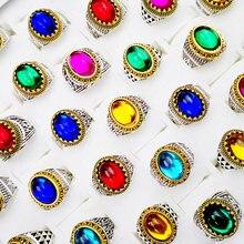 100 шт Новый дизайн женское кольцо/мужские кольца много модных
