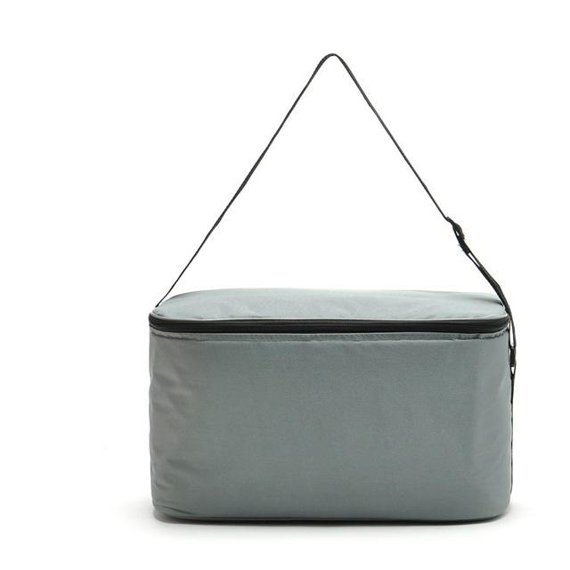 Grande size18L oxford saco Térmico cooler box Carro engrossando à prova d' água caixa de almoço saco térmico bolsa termica