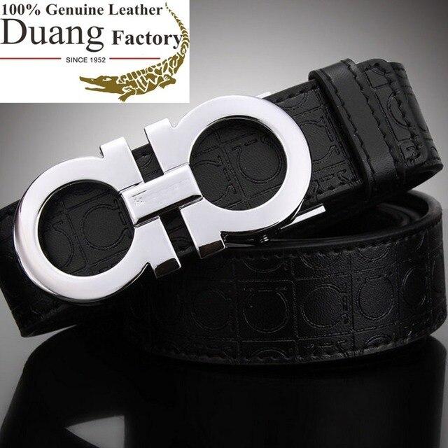bb926773e22c 2015 HOT Mens Designer Belts High Quality Famous Brand Name Men Cowhide Belt  Women Real Genuine Leather Designer Belts for Men