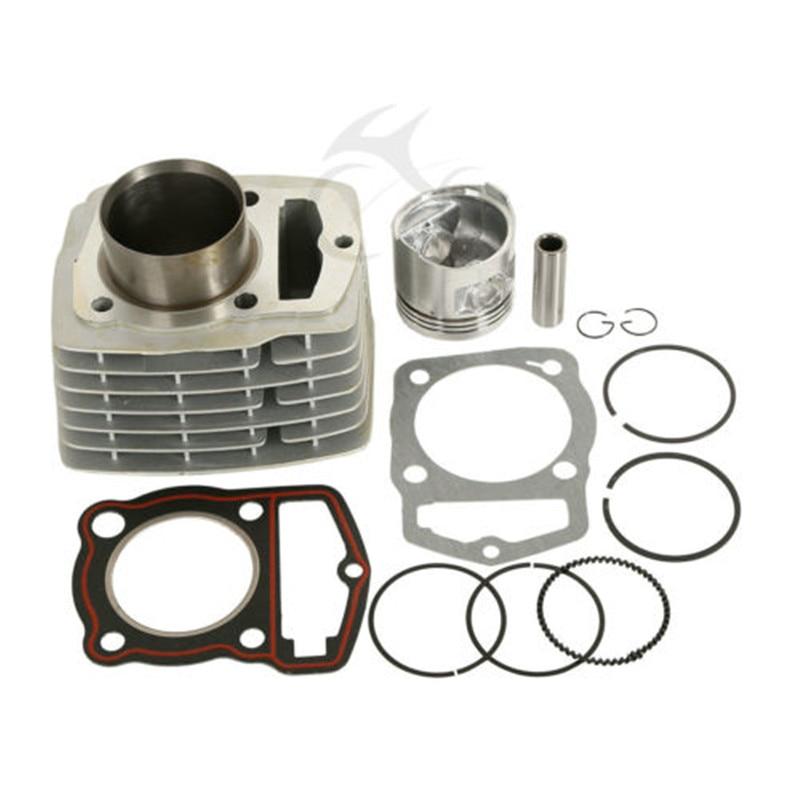 Kit de reconstruction haut de gamme pour moteur monocylindre pour moto Honda CB125S CL125S XL125 125cc SL
