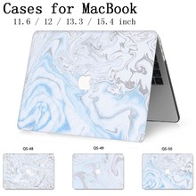 Fasion For Notebook Hot MacBook Laptop Case Sleeve Cover For MacBook Air Pro Retina 11 12 13 15 13.3 15.4 Inch Tablet Bags Torba