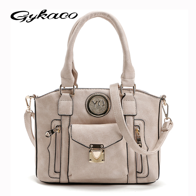 Women Bag Ladies Vintage Tote Bags Bolsos Mujer De Marca Famosa 2017 Fashion Handbag Women Messenger Bags Female Shoulder Bag new fashion women handbag women leather shoulder bag patchwork handbags brown plaid messenger bag tote bags bolsos mujer free
