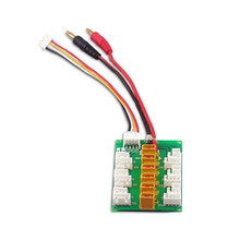 XT30 1S 2S 3S LiPo Charging Board With JST JST PH 2 0 Connector