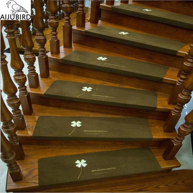 Awesome 13Pcs The Nordic Stair Floor Mat Footpad Night Light Anti Slip Villa Home  Free Glue