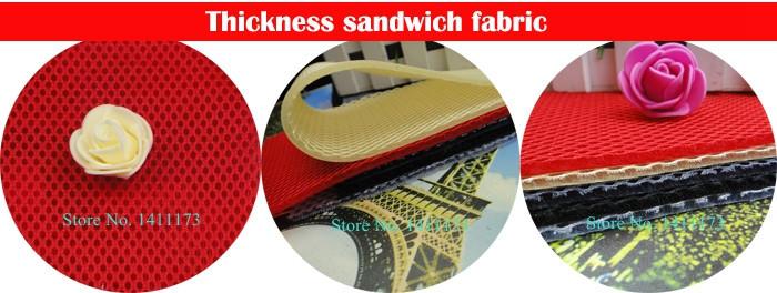 Sandwich material