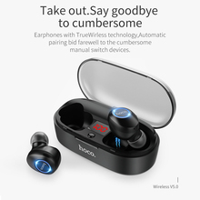 HOCO ES24 Mini Wireless Headset + Charging Case