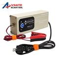 Последним Vgate Умный Свинцовый Кислотный Аккумулятор Зарядное Устройство Полностью Автоматическая 12 В 5А с Температурной Компенсацией MXS 5.0 Программа Заряд