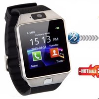 FUNIQUE Digital Smart Watch Fit Android IOS Phone Bluetooth Intelligent Clock Sports Smartwatch TF SIM Card
