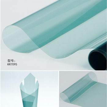 HOHOFILM 1x6m 4mil solar Tint window film car tint Window Glass Sticker UV Proof Film 70%VLT window Film NANO ceramic Tint