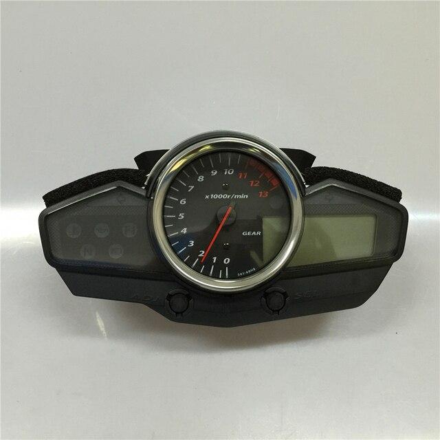 הרכבה מכשיר STARPAD עבור לי צ י Haojue סוזוקי GW250 אביזרי אופנוע שעון אלקטרוני דיגיטלי באיכות גבוהה