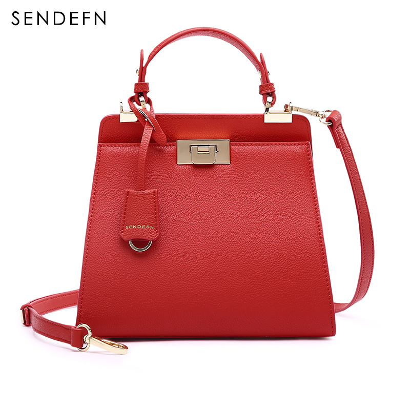 Sendefn 2018 New Small Bags For Women Fashion Bags For Girls Quality Women Bag Adjustable Strap Womens Handbags