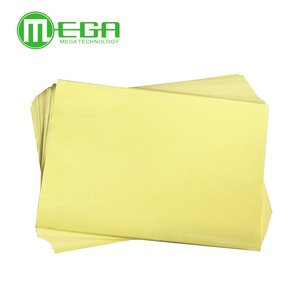 Image 3 - 100pcs/Bag 600g PCB circuit board thermal transfer paper, transfer paper A4 size hot sell