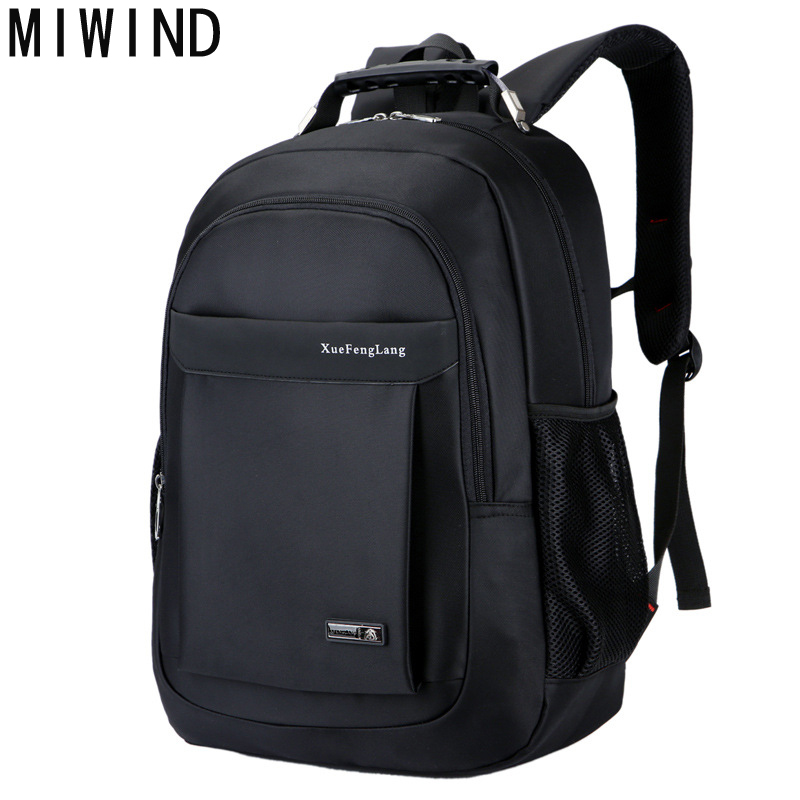 MIWIND Brand Women Backpack Student College School Bags Waterproof Backpack Men Rucksack Mochila Laptop Bag Backpack THZ099 anti anti heel shoe heel insole spurs plantar fasciitis achilles tendinitis plantar diabetic foot thick silicone cushion