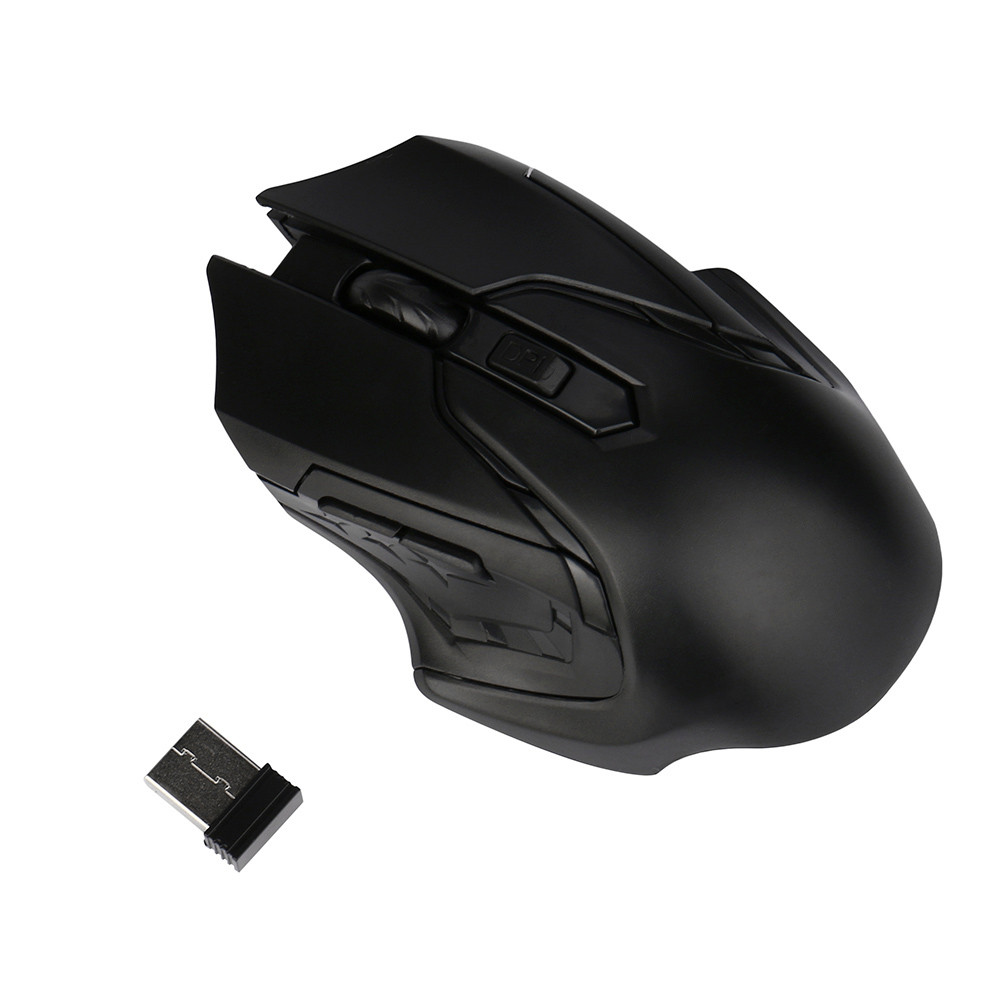 2 4GHz 3200DPI Wireless Optical Gaming Mouse Computer Mice For Computer font b PC b font