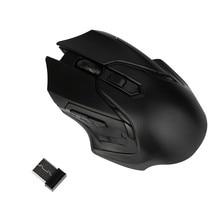 2,4 ГГц 3200 dpi Беспроводная оптическая игровая мышь компьютерные мыши для компьютера ПК ноутбук 6A30 Прямая доставка