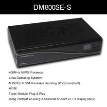 2016 Best Model DM800SE PVR HD TV Satellite Receiver DREAMBOX800HD SE with SIM 210 REV D11 motherboard SSL84 DM800