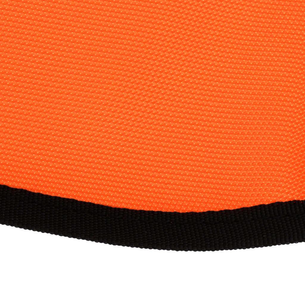 1 Pcs 60 Cm Oranye Tahan Air Nilon Mengubah Pad Surfing Sup Pantai Tikar Rumput untuk Wetsuit/Baju Renang Perubahan