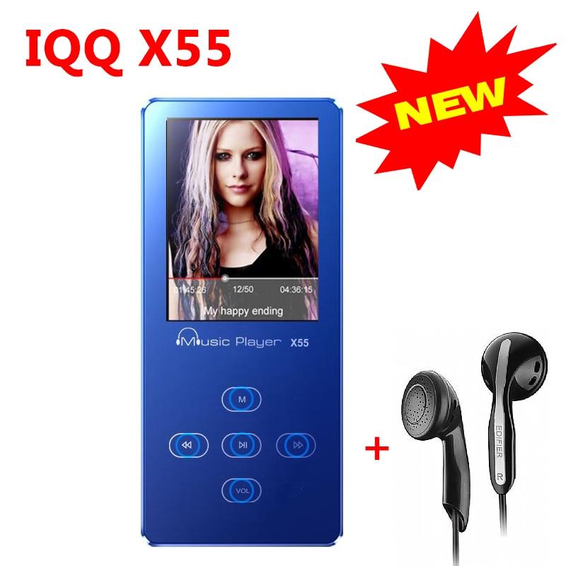 Iqq Q1 Sport Mini Audio Mp3 Player Musik Audio Mp 3 Mp-3 Mit Radio Digital Hifi Bildschirm Fm Flac 8 Gb Usb Radio Verlustfreie Walkman Tragbares Audio & Video