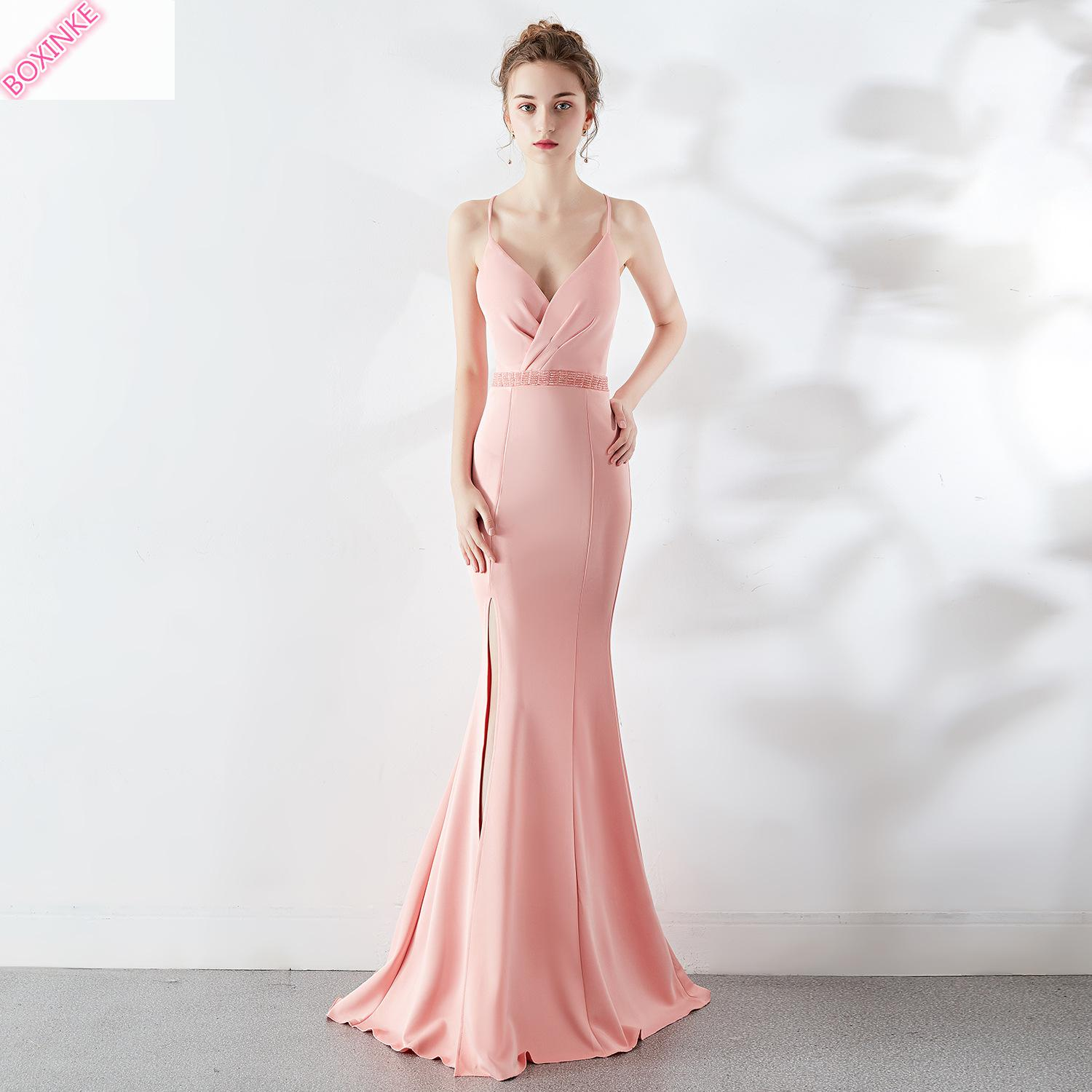 Vestido De Festa Hot Sale Vadim Zanzea Summer 2019 Three Sexy Slim Sex Dresses Show Annual Meeting Presiding Party Long-in Dresses from Women's Clothing    1