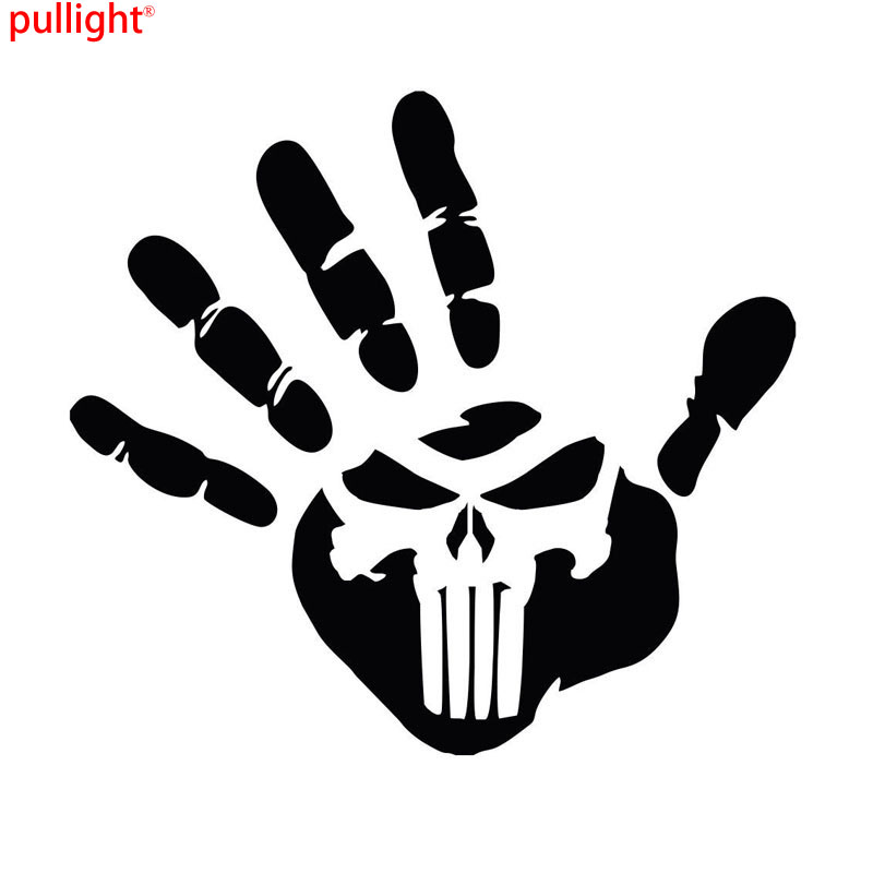 Online Buy Wholesale Punisher Skull Stickers From China Punisher - Custom car decals nz   how to personalize