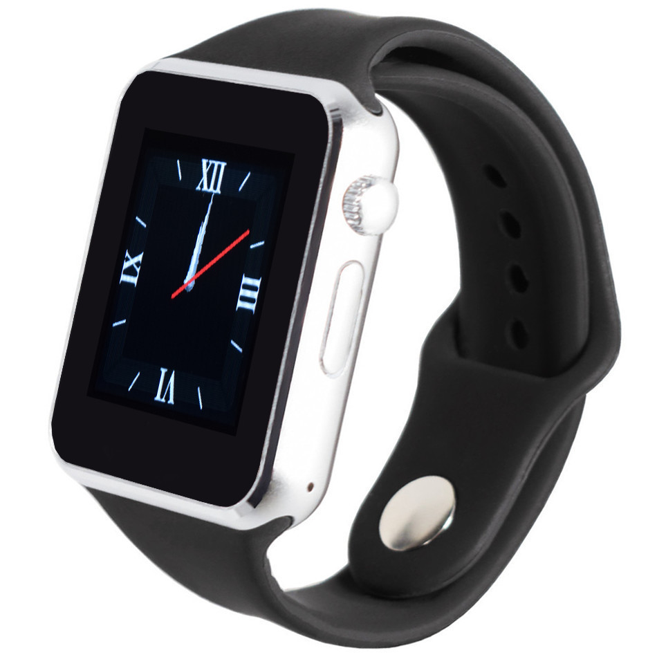 bluetooth smart watch for android phone support SIM/TF reloj inteligente sport w