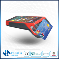 Restaurant Ordering Touch Screen Machine with printer and Nfc/IC/Magnetic Card Android 7.0 Pos Payment Terminal HCC Z100