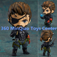Metal Gear Solid V The Phantom Venom Snake Sneaking Suit Ver 565 Nendoroid PVC Action Figure