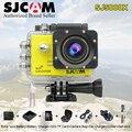 Original SJCAM SJ 5000x edição Sj5000x Wifi Cam 4 k acuatica 24fps 2 k 30fp 12MP Camara À Prova D' Água Ação Esporte câmera