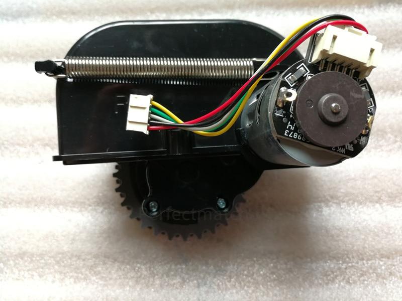 Originale ruota Destra per chuwi ilife v5s v5 x5 ilife v3s v3 v3l robot Aspirapolvere Ricambi accessori di ricambio