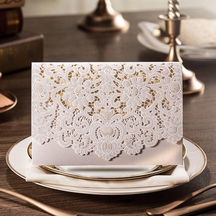 Popular Embossing Wedding InvitationsBuy Cheap Embossing Wedding – Embossed Pocket Wedding Invitations